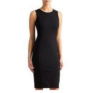 Athleta Cityscape dress black Small new with tags